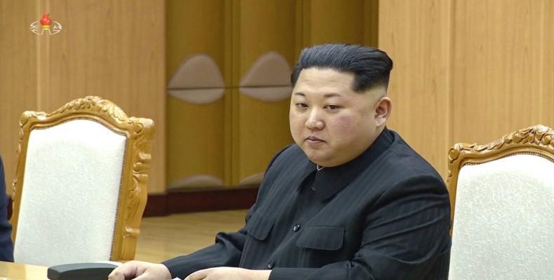 North Korean leader Kim Jong-un.   Photo: Democracy Now