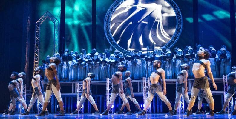 Carmina Burana by the Cuban Contemporary Dance Company