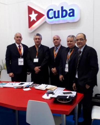 El Viceministro Primero del Ministerio cubano de Turismo cumplimentó una intensa jornada de trabajo en Rusia.Foto:Cubaminrex.