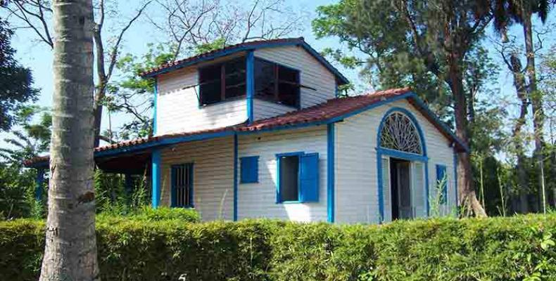 El museo radica en el municipio habanero de Arroyo Naranjo. Fotos: Archivo