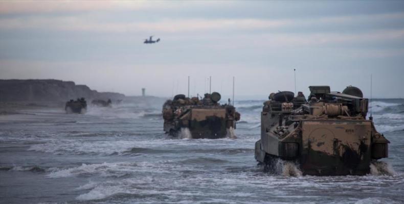 Presencia militar de Estados Unidos en todo el mundo