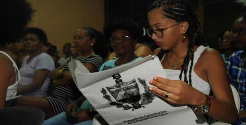 Constitutional debates in Cuba enter eighth week