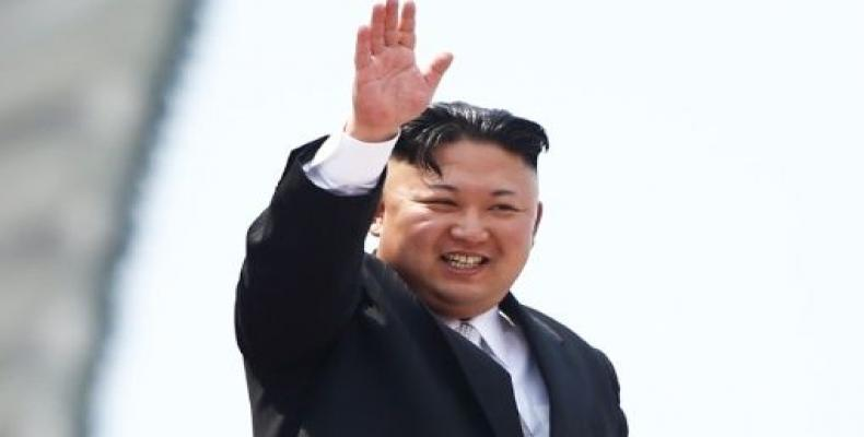 DPRK´s President Kim Jong-un