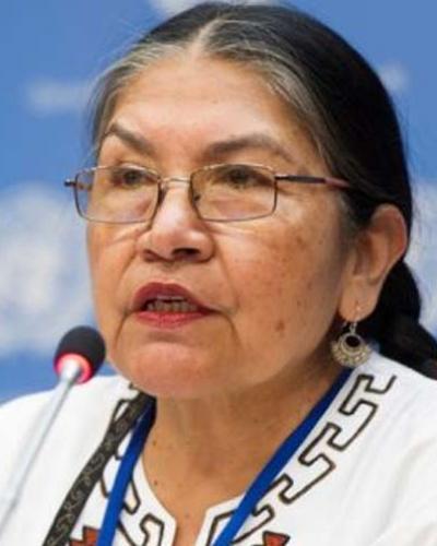 Ver el agua solo como un recurso socioeconómico es muy peligroso, alertó la representante del Foro Permanente para las Cuestiones Indígenas de las Naciones Unid