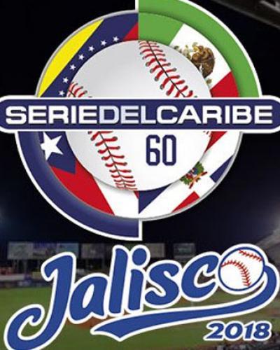 Logo de la Serie del Caribe en Jalisco-2018