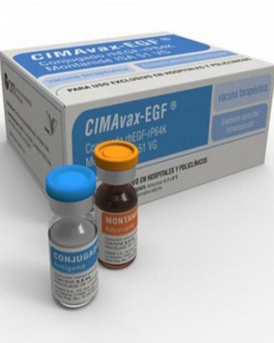 Aplican fármaco cubano contra cáncer de pulmón en diferentes centros de salud del país. Foto: Juventud Rebelde.