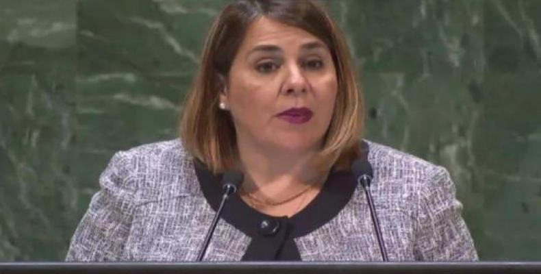 Cuba denounces policy of aggression that has caused suffering to the island's people. Photo: Cubaminrex