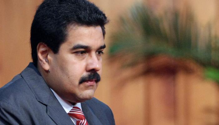 presidente de Venezuela, Nicolás Maduro,