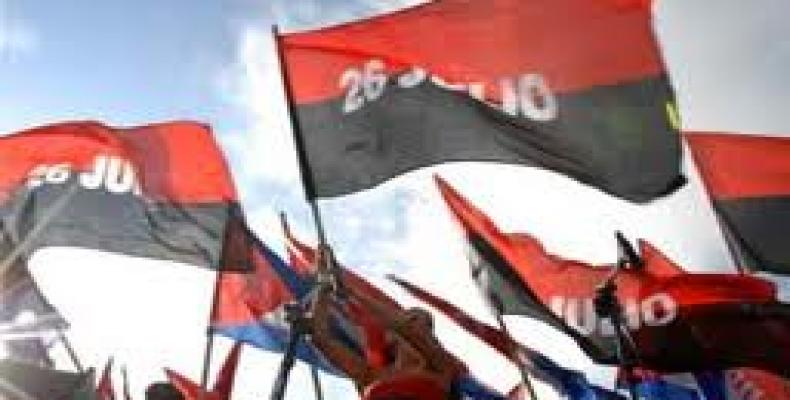 Bandeira 26 de julho