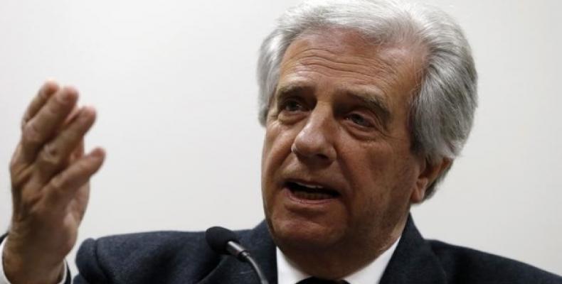 El Presidente uruguayo acompañará a sus compatriotas en la despedida hacia la aventura mundialista