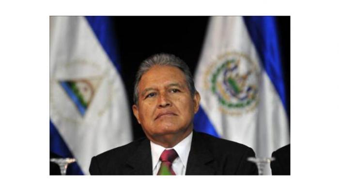 Presidente salvadoreño, Salvador Sánchez Cerén