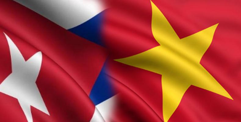Secretário-geral do PC vietnamita visita Cuba.
