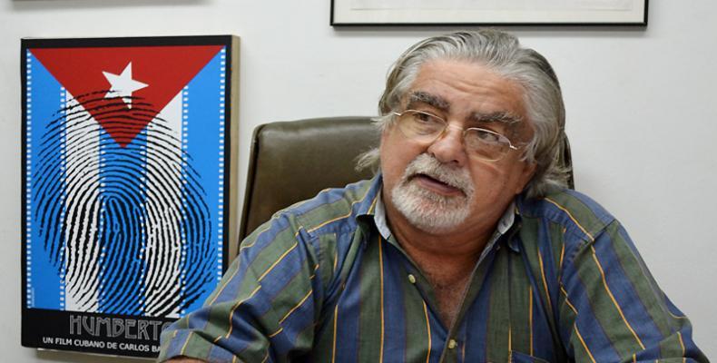 Luciano Castillo. Foto: periódico Trabajadores