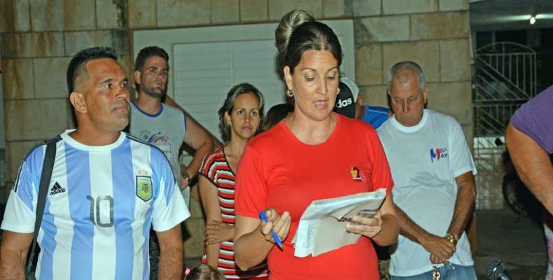 El debate del Proyecto de Constitución es el proceso más importante visto en los últimos años en Cuba. Fotos: Archivo