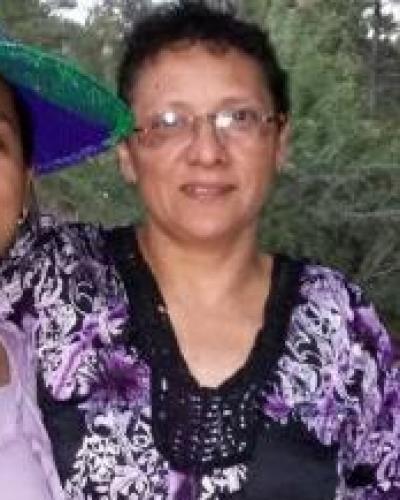 Indigenous Activist Yaneth Urquia Urquia