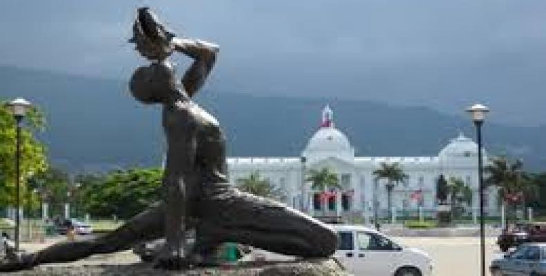 Port-au-Prince, photo des archives
