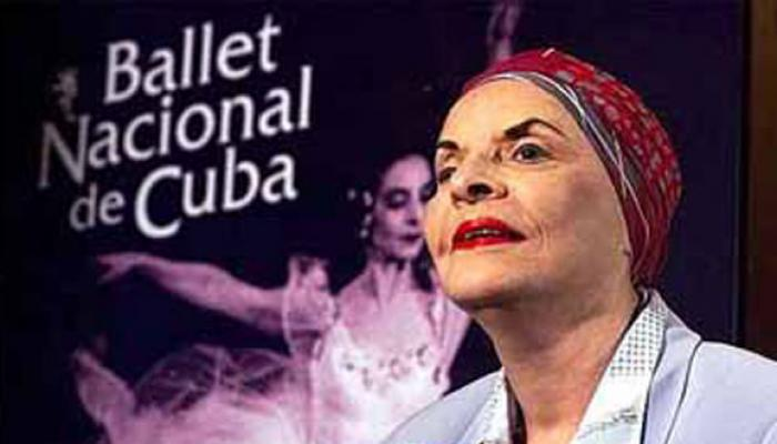 Alicia Alonso. Foto: internet