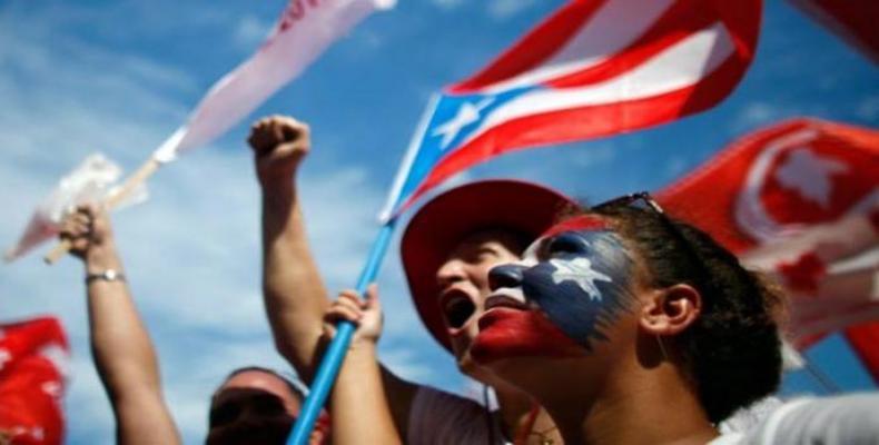 Realizarán protestas en Puerto Rico
