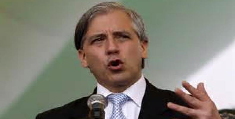 Vicepresidente de Bolivia, Álvaro García Linera