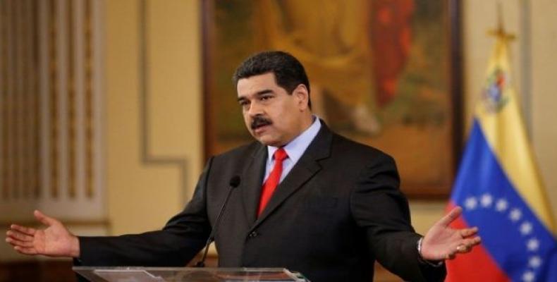 Venezuelan president blames Colombia for electricity outages.  Photo: teleSUR