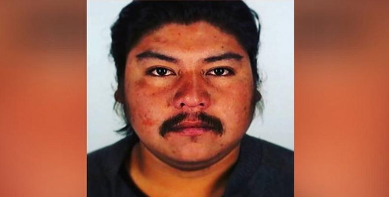 Joven mapuche Camilo Catrillanca