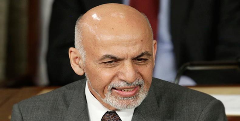 Ashraf Ghani, presidente do Afeganistão