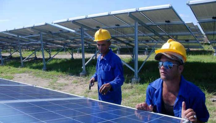 Sancti Spiritus province commits to using renewable energy sources. File photo