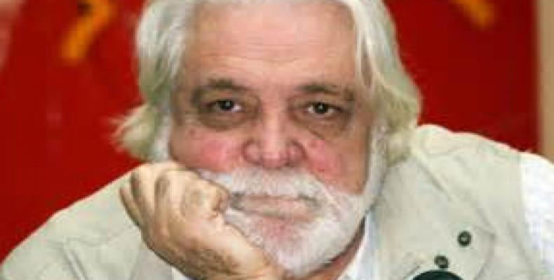 Daniel Chavarría, escritor uruguayo