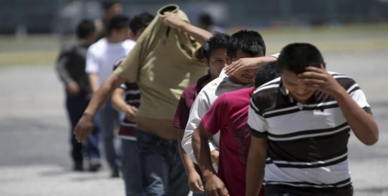 Más de 5000 menores de Honduras emigraron a Estados Unidos sin compañía de adultos en 2015