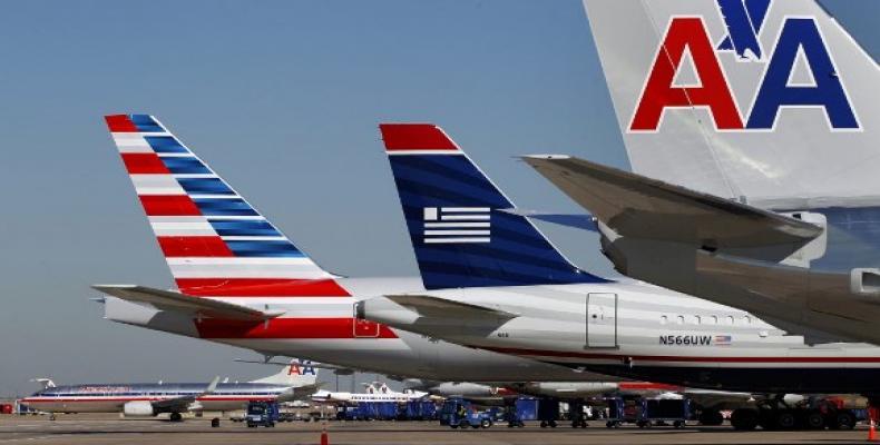 American Airlines adds more flights to Havana.   Photo: Google