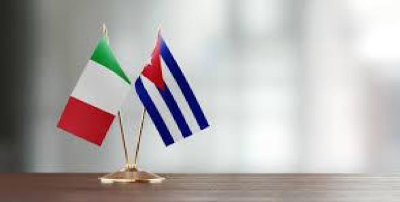 Partido Comunista de Italia agradeció a Cuba por el envío de una brigada médica a la región de Lombardía. Foto: Archivo/ RHC.