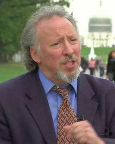 Peter Kornbluh en Washington DC. Foto tomada de Cubadebate