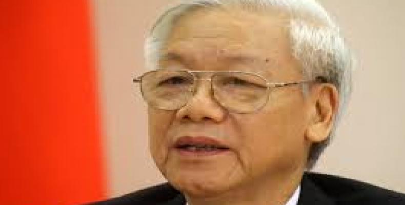 La rreciente visita a Cuba del secretario general del Partido Comunista de Vietnam, Nguyen Phu Trong revela la voluntad de ambos países de ampliar sus vínculos.