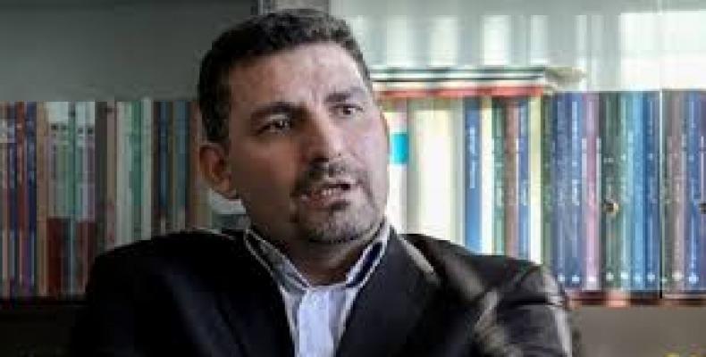 Iranian spokesman Alireza Miryousefi.  Photo: Google images