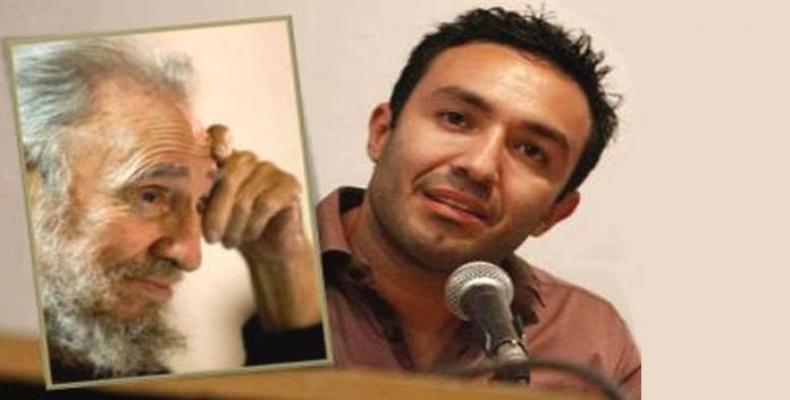 French Intellectual Salim Lamrani