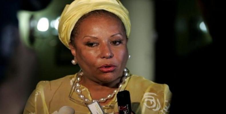 Ex-Senator Piedad Cordoba.   Photo: Reuters