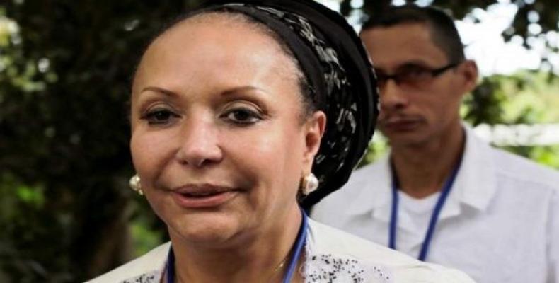 Colombian Activist Piedad Cordoba