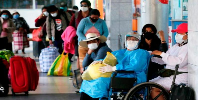 Le Pérou accuse ces derniers jours une multiplication de cas de Covid-19. Photo: CNN
