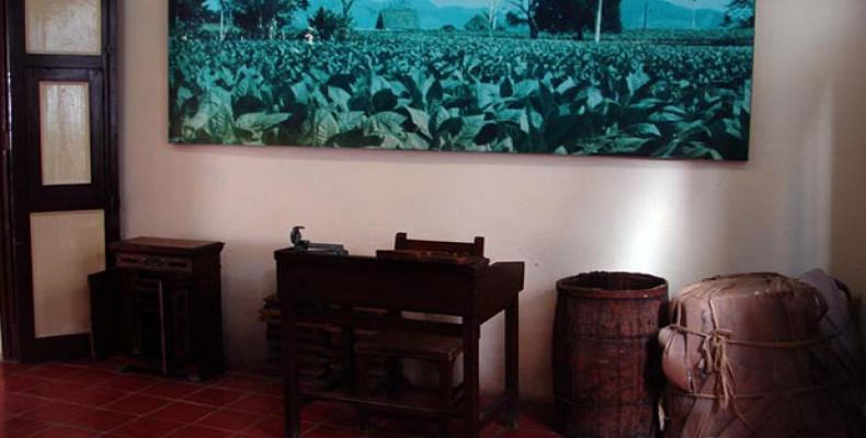 Trabajadores del Museo cubano del Tabaco celebrarán aniversario 25 de la fundación de la insigne institución.Foto:Archivo.