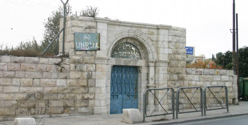 Palestinian refugee agency, UNRWA (Photo: Press TV)