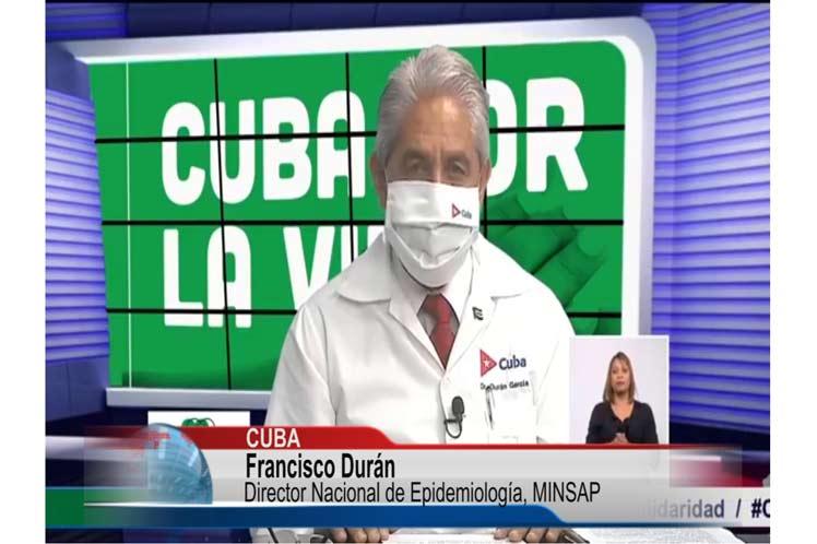 Cuba reports 550 new cases, 3 COVID-19 fatalities