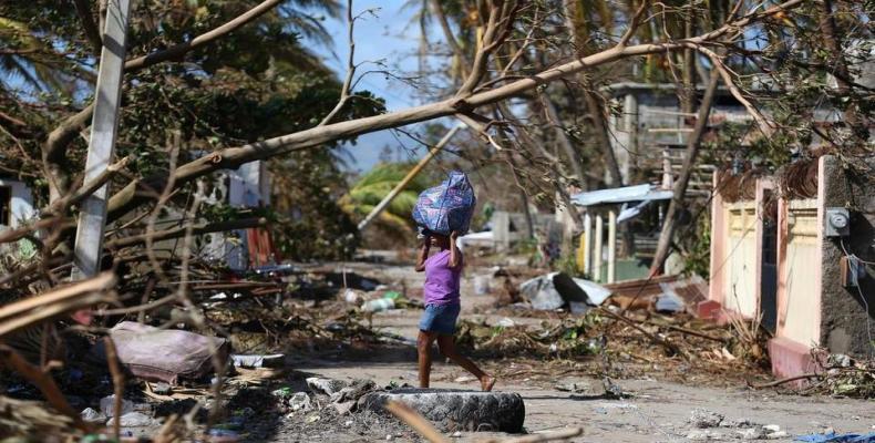 Autoridades sanitarias de Haití iniciarion un amplio plan de orientación a la población, como parte de los esfuerzos para evitar un rebrote