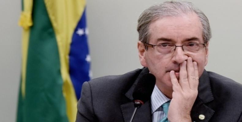Eduardo Cunha (foto/ telesur)