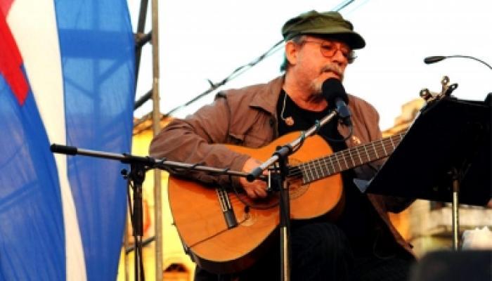 Silvio Rodríguez. Foto: Archivo