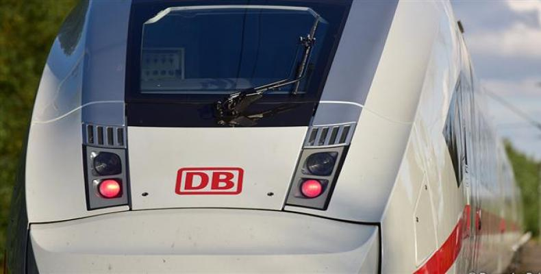 Deutsche Bahn is currently involved with its subsidiary DB Engineering & Consulting in two projects in Iran.  Photo: AFP