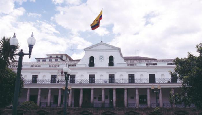 Palacio de Carondelet, Ecuador