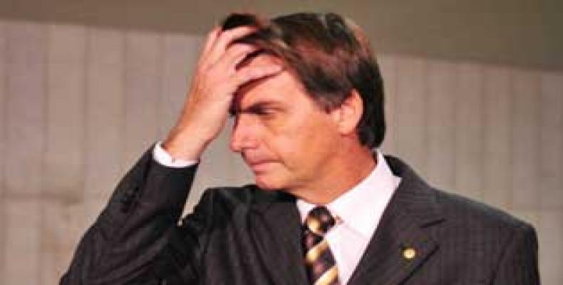 presidente de Brasil, Jair Bolsonaro