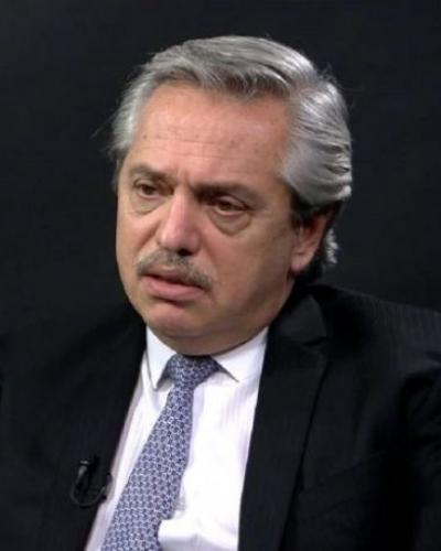 Alberto Fernández, precandidato presidencial argentino.(Foto: internet)