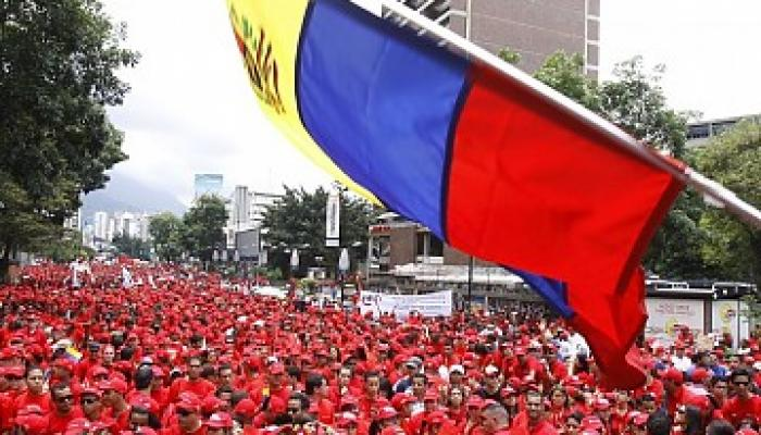 Manifestation Venezuela  www.aporrea.org