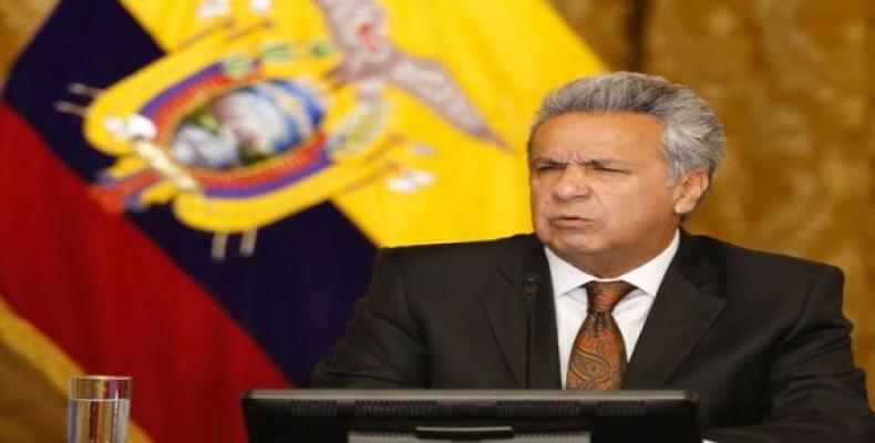 Mayoría de ecutorianos no cree en Moreno